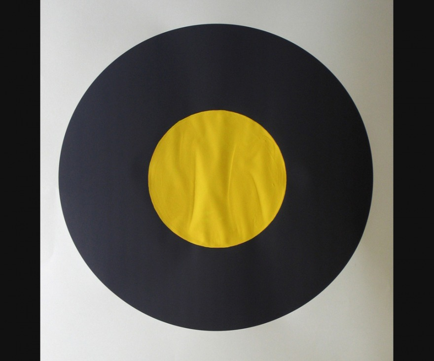 Circle 2 (black-yellow)